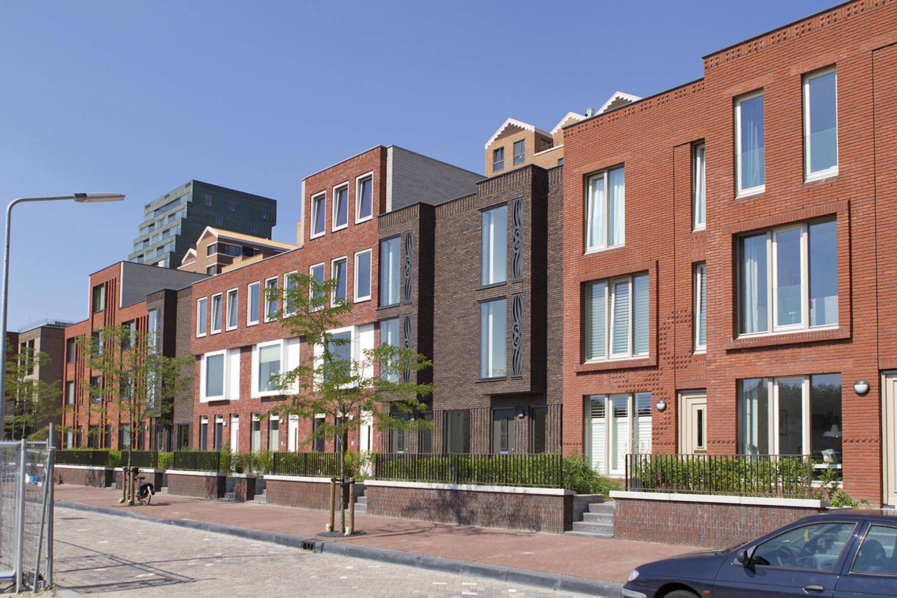 Huis van inspiratie riante eengezinswoningen in nieuw for Rotterdam crooswijk