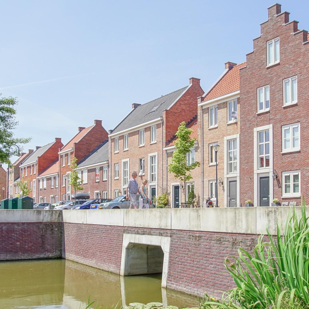 Brielle wonen Voorne-Putten nabij Rotterdam