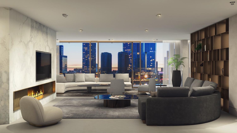 Bay House appartementen Rotterdam koop en huur