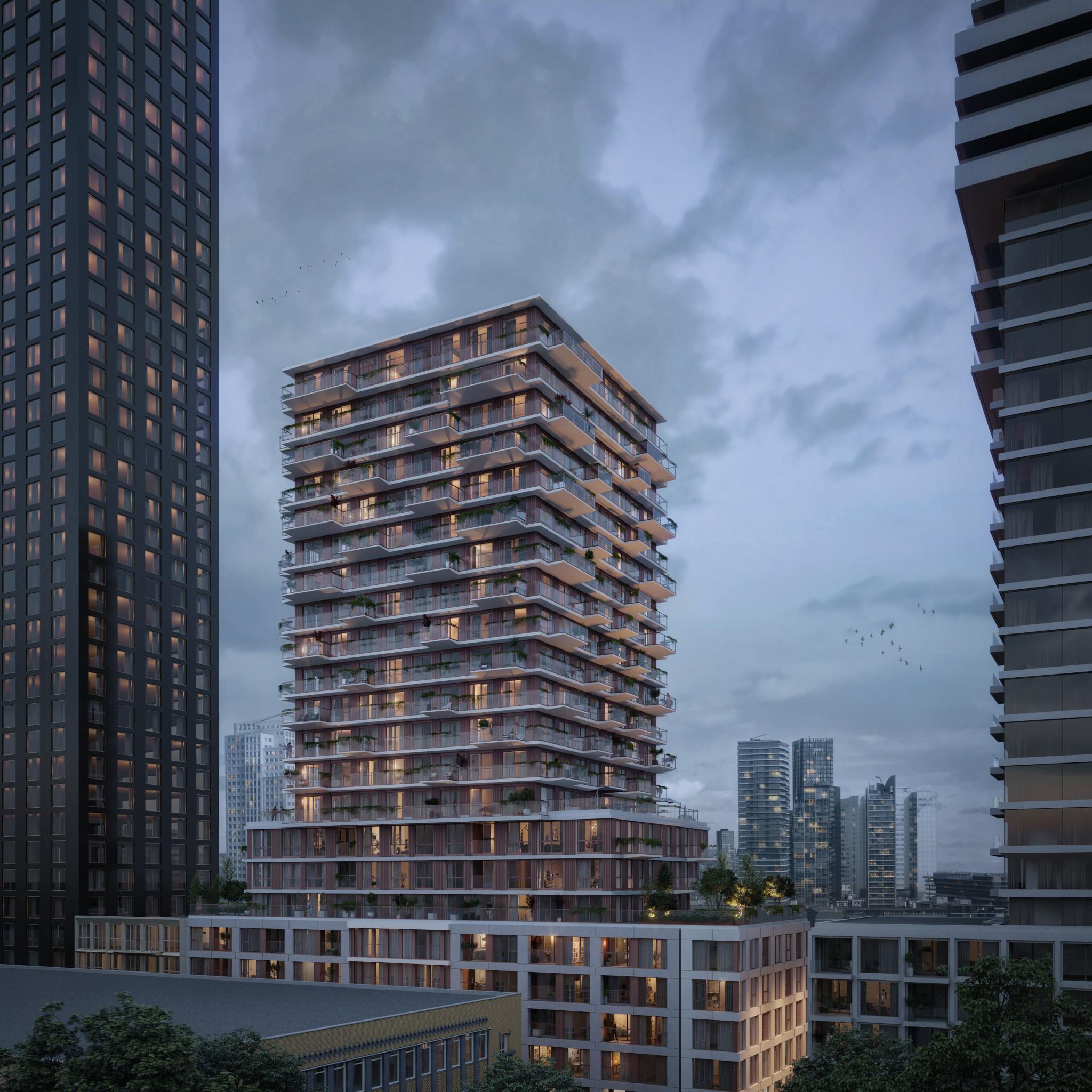 downtown-appartementen-rotterdam
