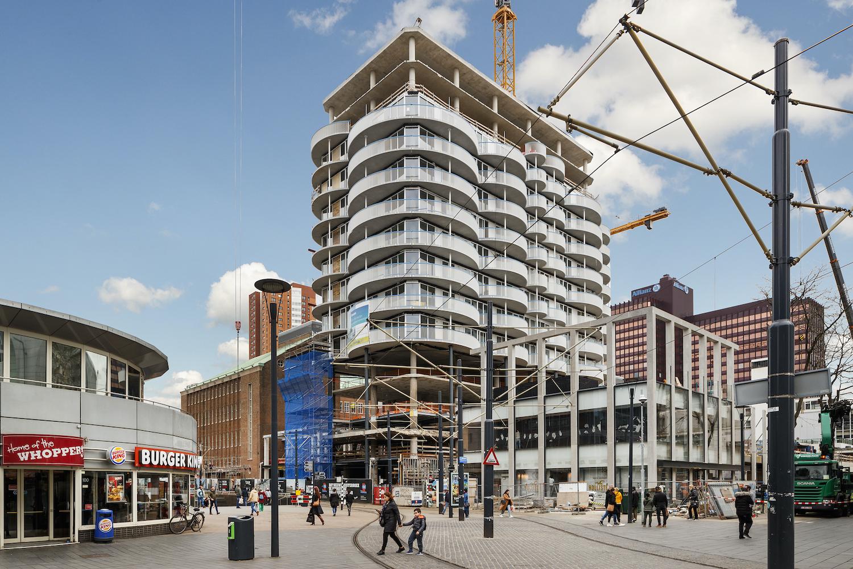 Huurappartementen centrum Rotterdam FORUM