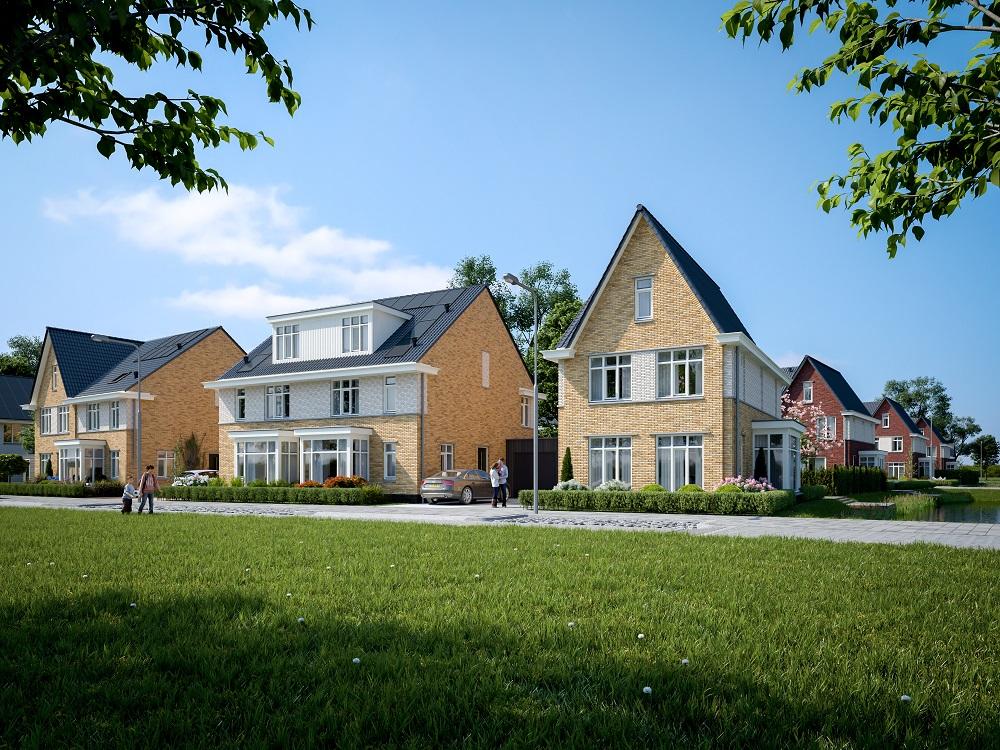nieuwbouwwoningen Wijdeblik Westergouwe Gouda