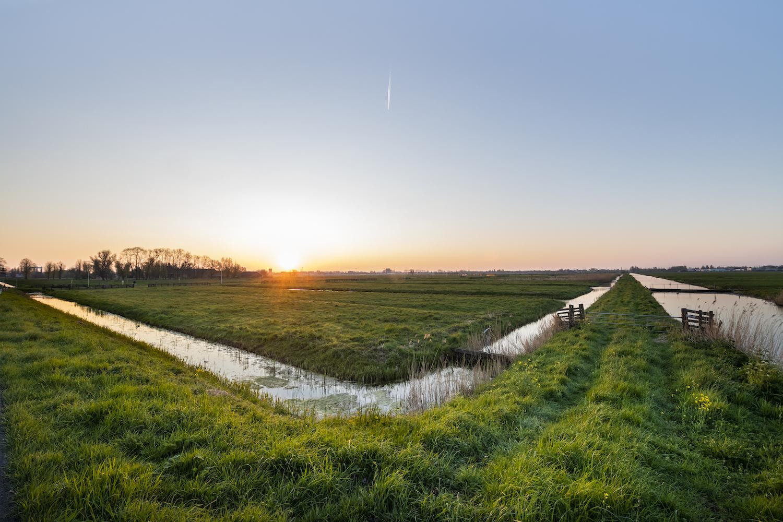 wonen in Gouda polderland